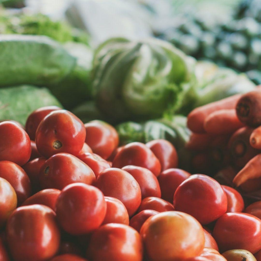 Tomates et autres légumes